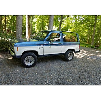 1990 Ford Bronco II 4WD for sale 100971806