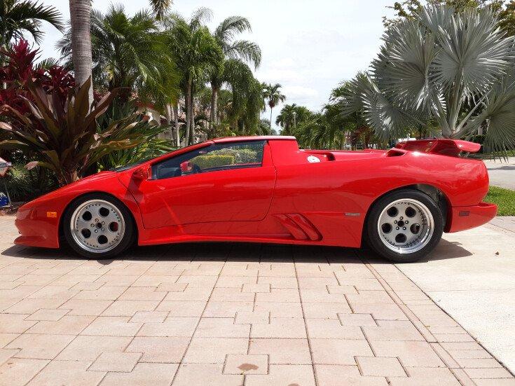 1998 Lamborghini Diablo Replica For Sale Near Miami Florida 33196