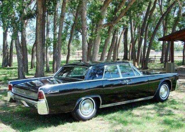 1961 Lincoln Town Car