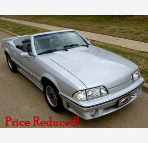 1988 Ford Mustang LX V8 Coupe for sale 100972619