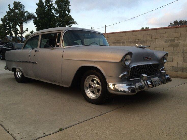 Antique Auto Trader >> 1955 Chevrolet 210 For Sale Near San Dimas California 91773