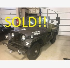 1955 Jeep CJ-5 for sale 100973429