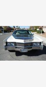 1970 Cadillac Eldorado for sale 100973790