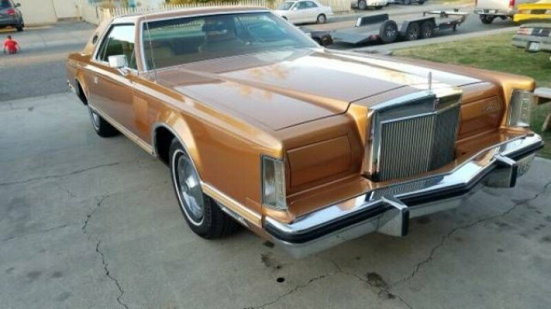 1978 Lincoln Continental Classics for Sale - Classics on