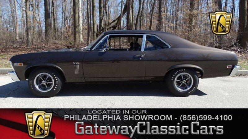1969 Chevrolet Nova for sale near O Fallon, Illinois 62269