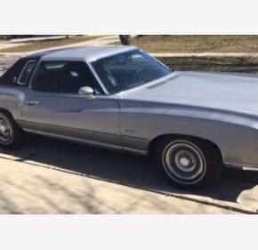 1977 Chevrolet Monte Carlo for sale 100974179