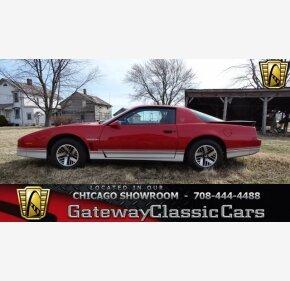 1985 Pontiac Firebird Trans Am Coupe for sale 100974250