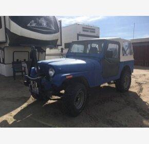 1978 Jeep CJ-7 for sale 100974533