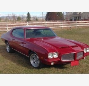 1971 Pontiac GTO for sale 100974856