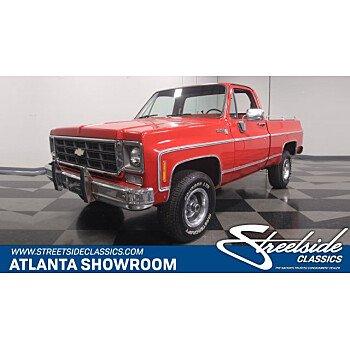 1977 Chevrolet C/K Truck for sale 100975710