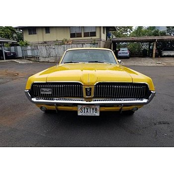 1968 Mercury Cougar for sale 100977144