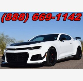 2018 Chevrolet Camaro for sale 100977888