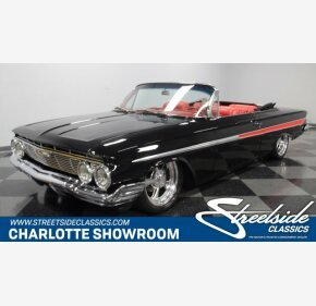 1961 Chevrolet Impala for sale 100978192