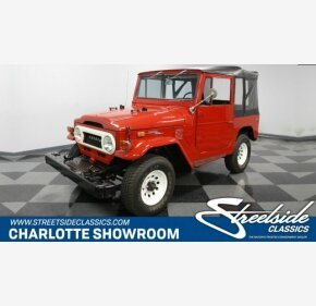 1972 Toyota Land Cruiser for sale 100978712