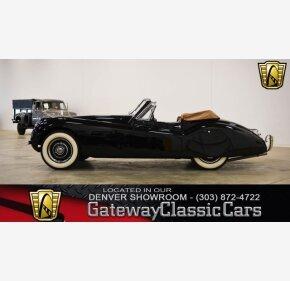 1954 Jaguar XK 120 for sale 100978730