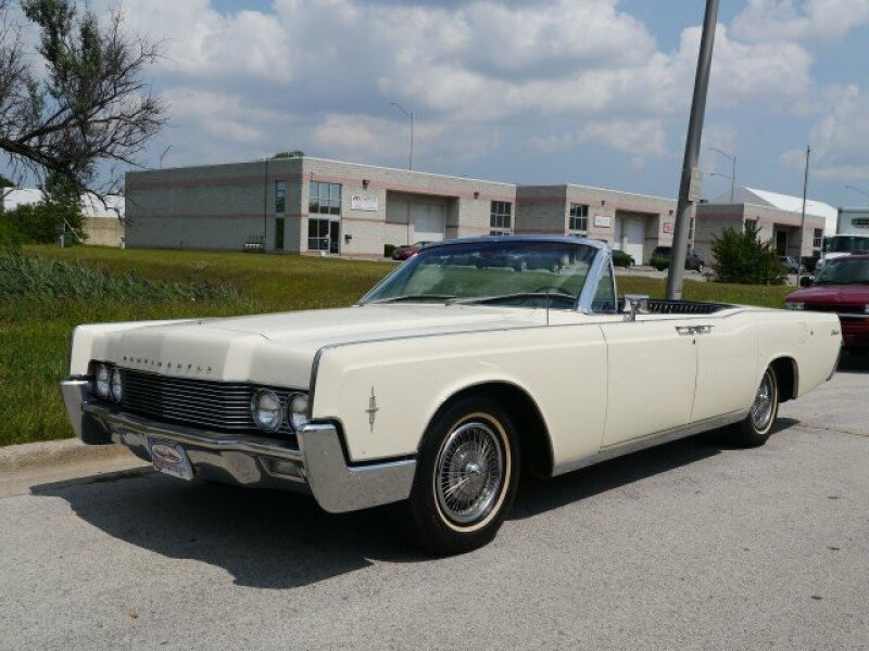 1966 Lincoln Continental Classics For Sale Classics On Autotrader
