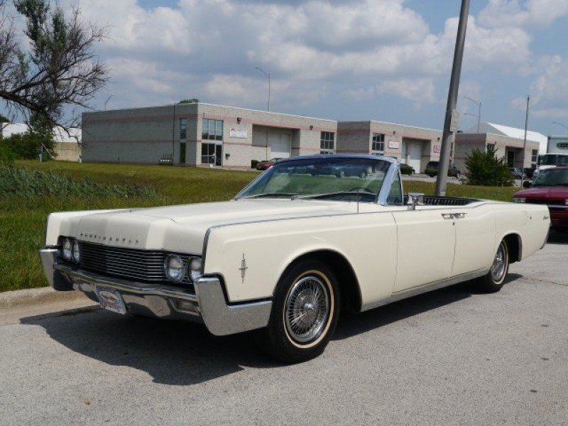 1966 Lincoln Continental Classics For Sale Classics On Autotrader