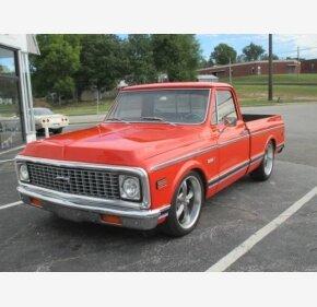 1972 Chevrolet C/K Truck for sale 100978861