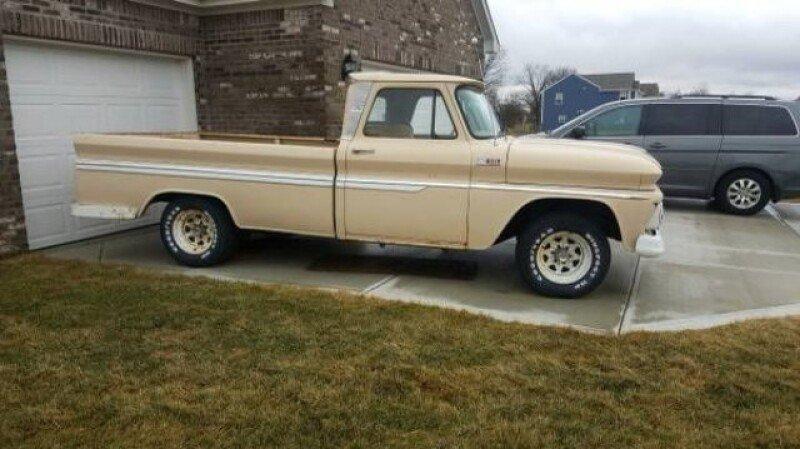 1965 Chevrolet C/K Truck Classics for Sale - Classics on Autotrader