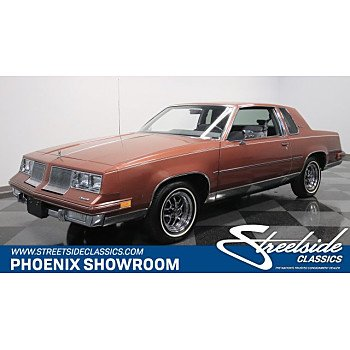 1986 Oldsmobile Cutlass Supreme Coupe for sale 100980233