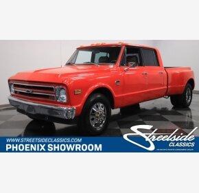 1968 Chevrolet Ck Truck Classics For Sale Classics On Autotrader