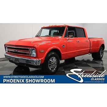 1968 Chevrolet C/K Truck for sale 100980260