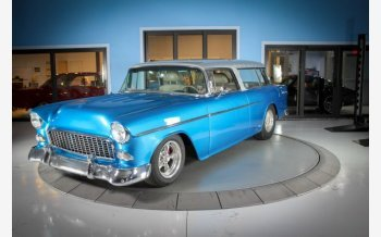1955 Chevrolet Nomad for sale 100980738