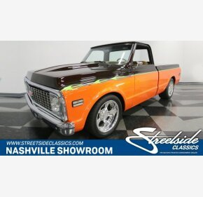 1972 Chevrolet C/K Truck for sale 100980860
