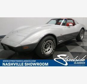 1978 Chevrolet Corvette for sale 100980863