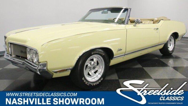 1970 Oldsmobile Cutlass Classics For Sale Classics On Autotrader