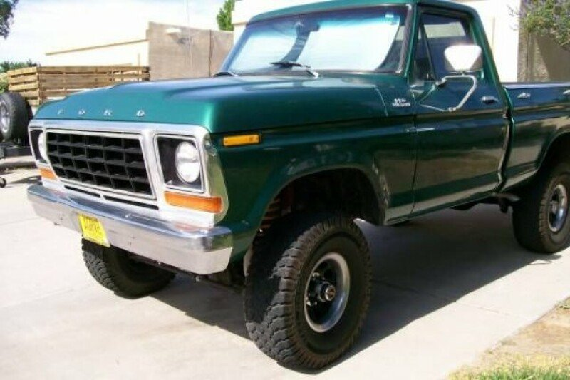 1978 Ford Truck >> 1978 Ford F150 Classics For Sale Classics On Autotrader