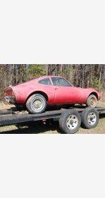 1972 Opel GT for sale 100981287