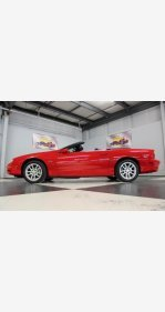 2002 Chevrolet Camaro for sale 100981418