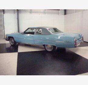1975 Cadillac De Ville for sale 100981493
