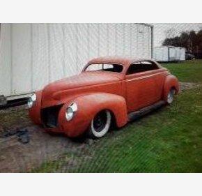 1940 Mercury Other Mercury Models for sale 100981687