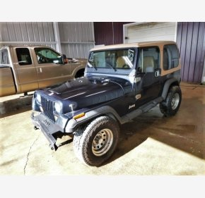 1987 Jeep Wrangler 4WD Sport for sale 100982759