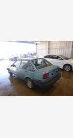 1987 Chevrolet Nova Sedan for sale 100982761
