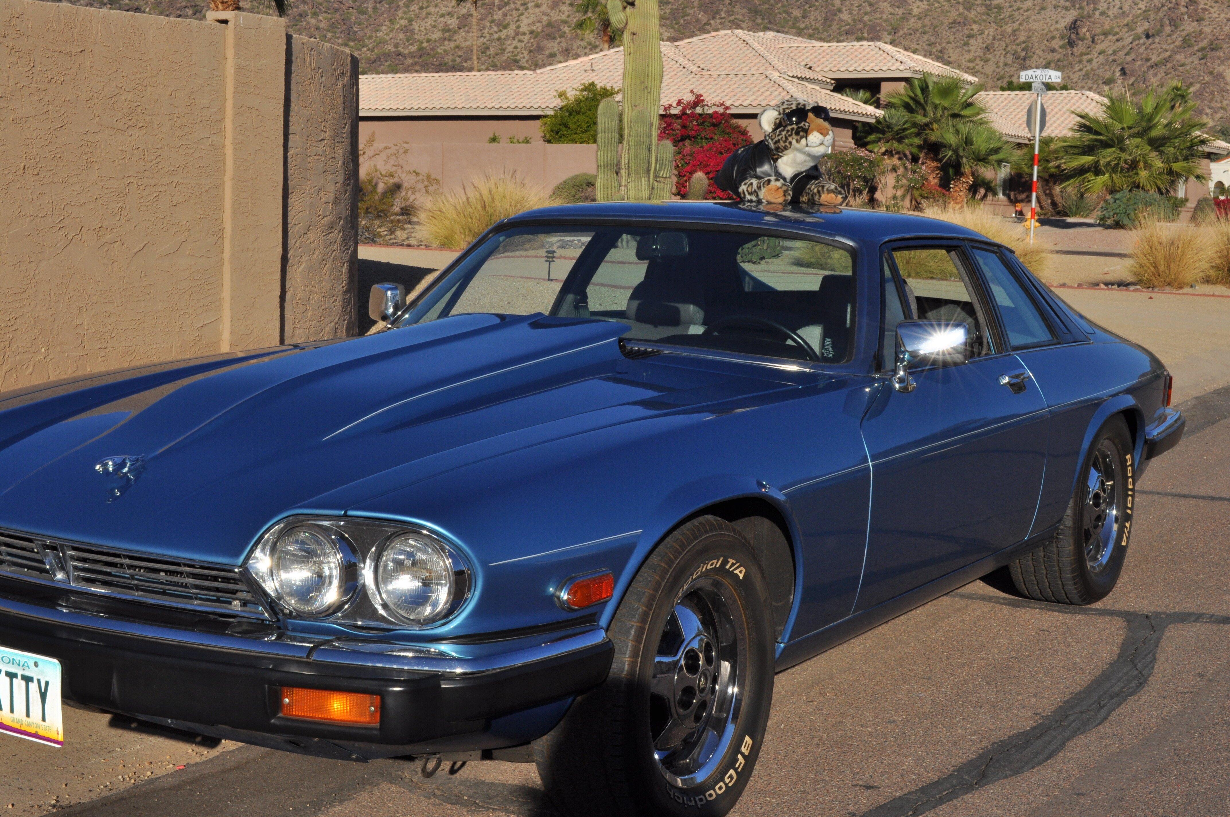 1986 jaguar xjs classics for sale classics on autotrader Jaguar V12 Engine He