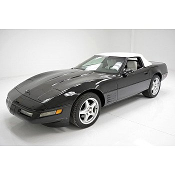1992 Chevrolet Corvette Convertible for sale 100983278