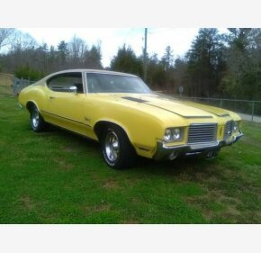 1972 Oldsmobile Cutlass for sale 100983413
