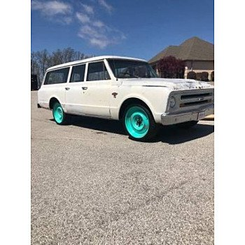 1967 Chevrolet Suburban for sale 100983873