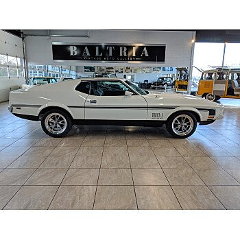 1971 Ford Mustang Mach 1 Coupe for sale 100984040
