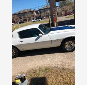 1980 Chevrolet Camaro for sale 100984154
