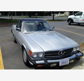 1988 Mercedes-Benz 560SL for sale 100984167