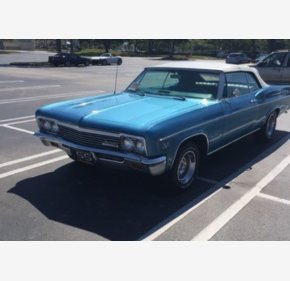 1966 Chevrolet Impala for sale 100984175