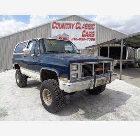 1987 GMC Sierra 1500 for sale 100984261