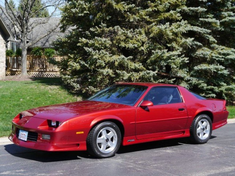 1991 Chevrolet Camaro Classics for Sale - Classics on Autotrader
