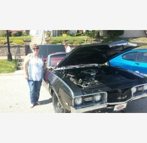 1968 Oldsmobile Cutlass for sale 100984518