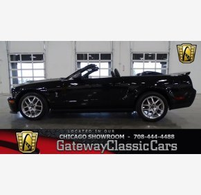 2007 Ford Mustang Shelby GT500 Convertible for sale 100984991