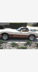 1981 Chevrolet Corvette Coupe for sale 100985113